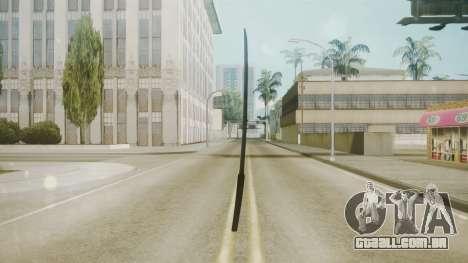 Atmosphere Katana v4.3 para GTA San Andreas terceira tela