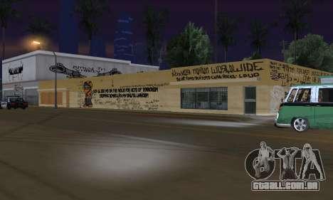 HooverTags para GTA San Andreas quinto tela