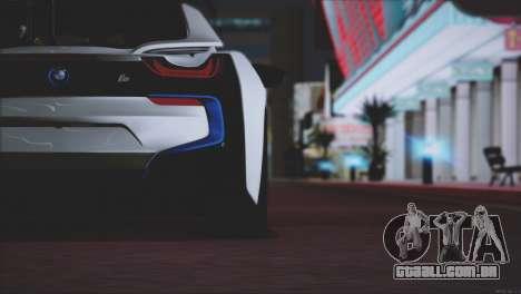 BMW i8 Coupe 2015 para o motor de GTA San Andreas