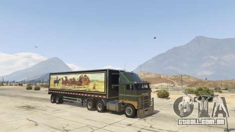 GTA 5 Smokey and the Bandit Trailer quarto screenshot