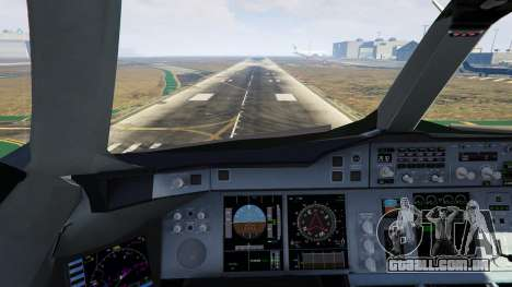 GTA 5 Airbus A380-800 v1.1 nono screenshot