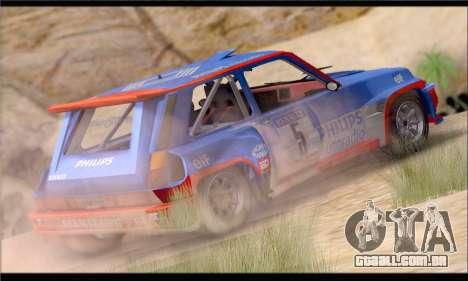 Bukan ENB para GTA San Andreas sétima tela