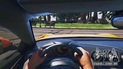 GTA 5 Ferrari F12 Berlinetta voltar vista