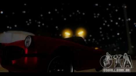 EnbTi Graphics v2 0.248 para GTA San Andreas oitavo tela