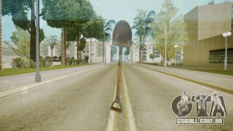 Atmosphere Shovel v4.3 para GTA San Andreas segunda tela