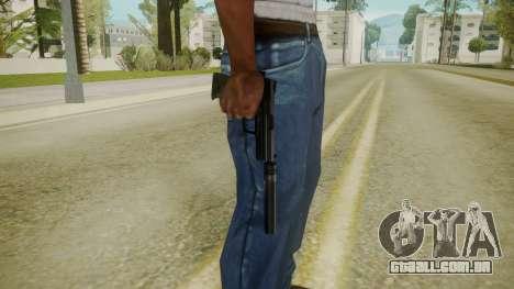 Atmosphere Silenced Pistol v4.3 para GTA San Andreas terceira tela