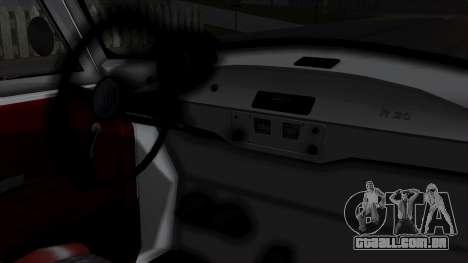 Syrena R20 v1.0 para GTA San Andreas vista direita