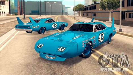 Plymouth Superbird 1943 para GTA San Andreas