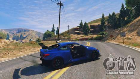Realistic suspension for all cars  v1.6 para GTA 5