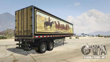GTA 5 Smokey and the Bandit Trailer segundo screenshot