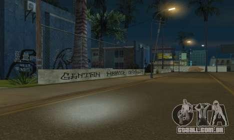 HooverTags para GTA San Andreas sexta tela
