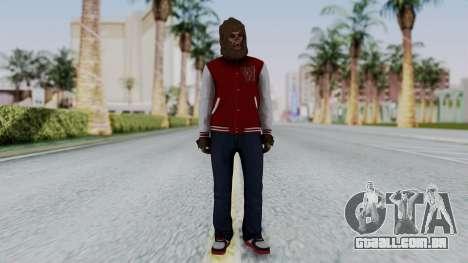 Hunt The Beast para GTA San Andreas segunda tela