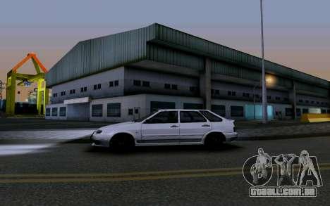 2114 Turbo para o motor de GTA San Andreas