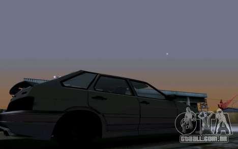 2114 Turbo para as rodas de GTA San Andreas