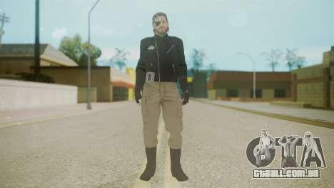 Venom Snake [Jacket] Bast Arm para GTA San Andreas segunda tela