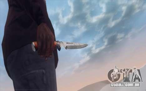 Realistic Weapons Pack para GTA San Andreas sexta tela