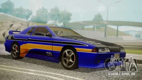 Elegy NR32 without Neon Exclusive PJ para GTA San Andreas