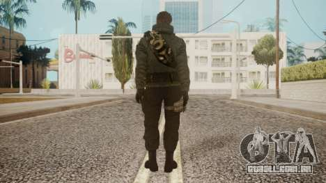 Custom Survivor 3 para GTA San Andreas terceira tela