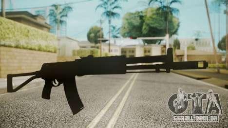 AK-47 by catfromnesbox para GTA San Andreas segunda tela