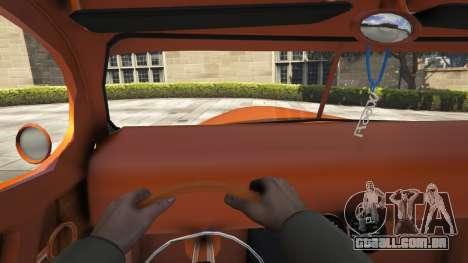 GTA 5 Ford Pickup HoTrod 1936 voltar vista