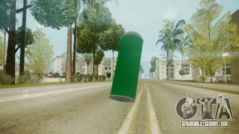 Atmosphere Spraycan v4.3 para GTA San Andreas