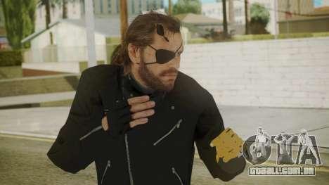 Venom Snake [Jacket] Stun Arm para GTA San Andreas