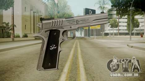 Atmosphere Colt 45 v4.3 para GTA San Andreas segunda tela