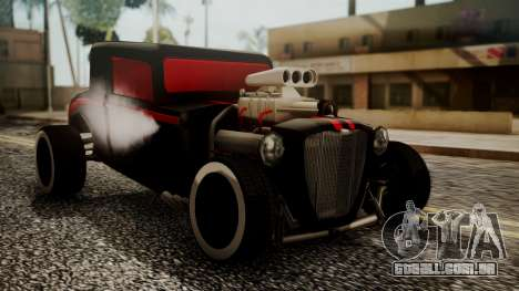 Hotknife Modificado para GTA San Andreas
