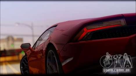 KISEKI V4 para GTA San Andreas por diante tela