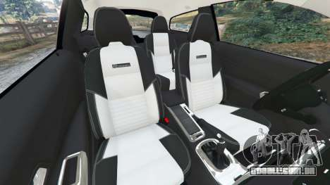 GTA 5 Volvo C30 T5 vista lateral direita