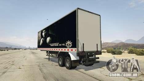 Manny Pacquiao Trailer v1.1 para GTA 5