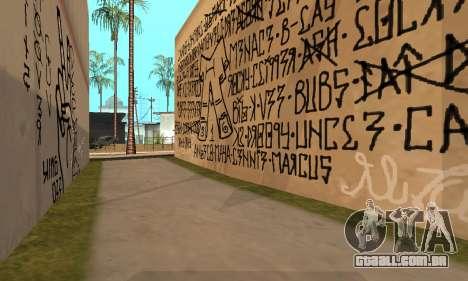 HooverTags para GTA San Andreas