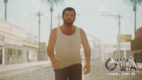 GTA 5 Michael De Santa Exiled para GTA San Andreas