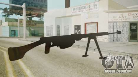 PTRS Red Orchestra 2 Heroes of Stalingrad para GTA San Andreas segunda tela