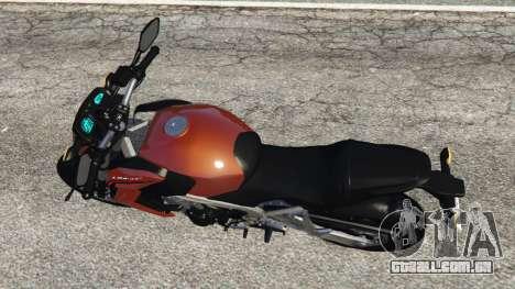Honda CB 650F v0.9 para GTA 5