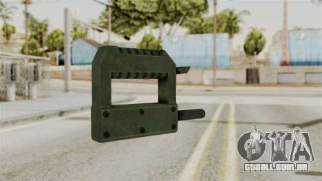 Bomb from RE6 para GTA San Andreas segunda tela
