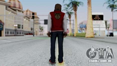 Hunt The Beast para GTA San Andreas terceira tela