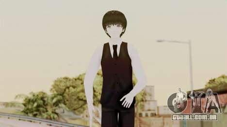 Kaneki Anteiku (Tokyo Ghoul) para GTA San Andreas