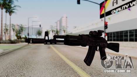 AK-103 from Special Force 2 para GTA San Andreas