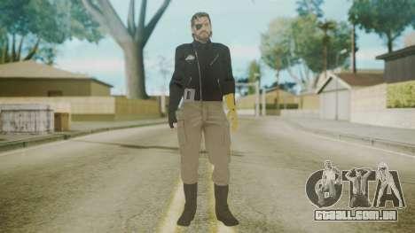 Venom Snake [Jacket] Stun Arm para GTA San Andreas segunda tela