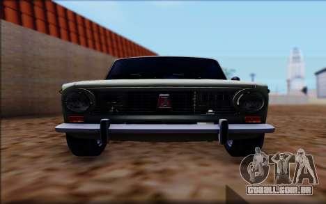 VAZ 2101 V1 para o motor de GTA San Andreas