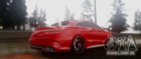 ENB Series by Yazhkin para GTA San Andreas segunda tela