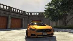 Ford Mustang GT RocketB & Wide Body