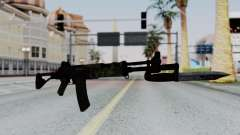 AK-47 from RE6 para GTA San Andreas