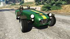 Caterham Super Seven 620R v1.5 [green]