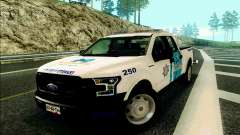 Ford F150 2015 Towtruck