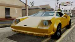 Infernus from Vice City Stories para GTA San Andreas