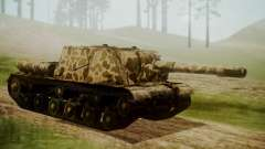ISU-152 Panther Desert from World of Tanks
