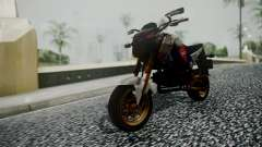 Honda MSX 125C Khmer