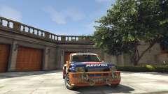 Renault 5 GT Turbo Rally